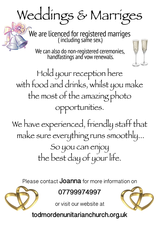 wedding contact details