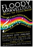 Floody Marvellous Poster
