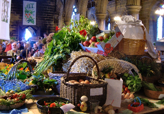 Incredible Edible Todmorden Harvest Festival