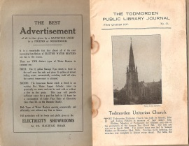 Public Library Journal, Inside (1937)