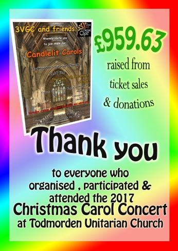 carol concert thank you